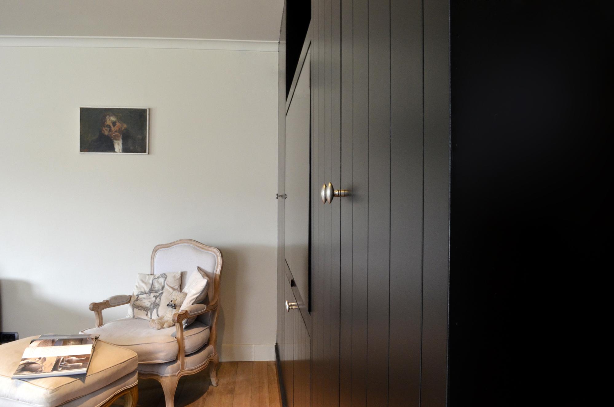 Wandkast woonkamer - Maatwerk - Realisaties