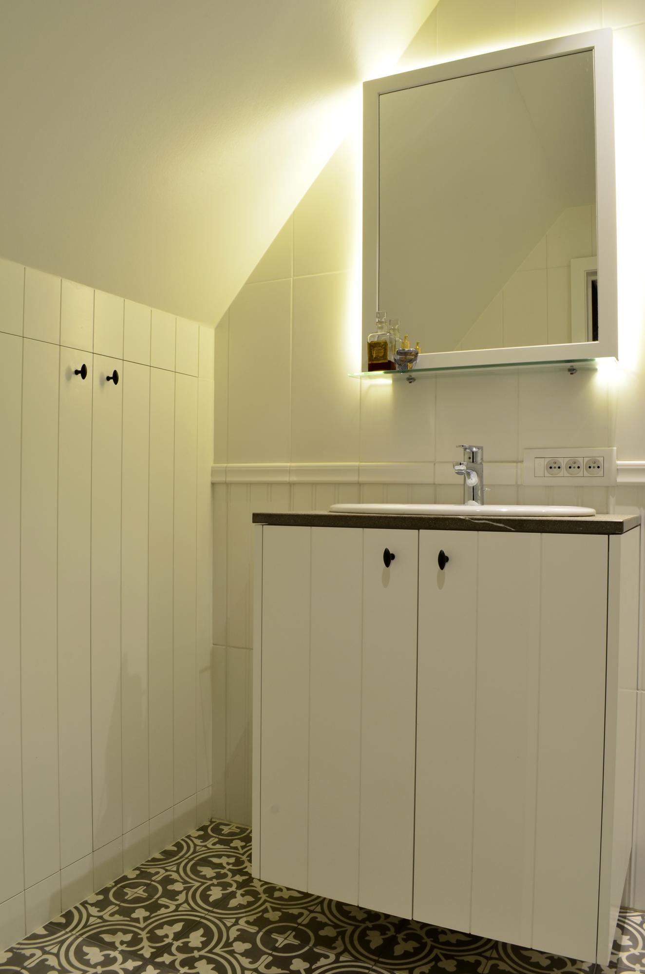 Renovatie badkamer badkamers realisaties for Inrichting badkamer 3d